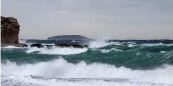 Ανακοίνωση του Λιμεναρχείου για θυελλώδεις ανέμους