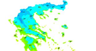 Στην κατάψυξη η Ελλάδα!
