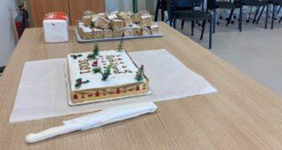 Το Γενικό Νοσοκομείο Λευκάδας έκοψε την πίτα του