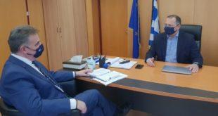 Ο βουλευτής στον Υφυπουργό κ. Γ. Στύλιο για το ΕΛΤΑ Βασιλικής
