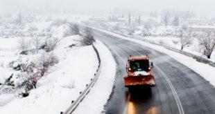 """Κακοκαιρία """"Μήδεια"""": Τα χιόνια θα φτάσουν στις ακτές!"""