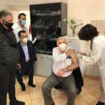Εμβολιασμός στους ακρίτες των Οθωνών