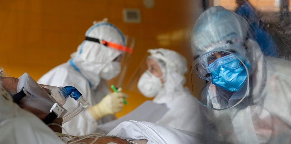 Η πανδημία σήμερα πανελλαδικά και στη Λευκάδα