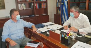 Βουλευτής: Εξασφαλισμένα 850.000 Ευρώ για έργα της Λευκάδας