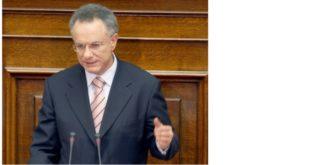 Θ. Σολδάτος: Δεν είπαμε πως ξεμείναμε από αντιδραστήρια