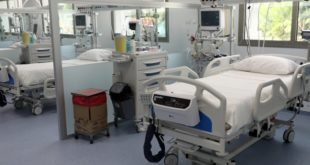Conid 19: Νέο ρεκόρ διασωληνωμένων ασθενών