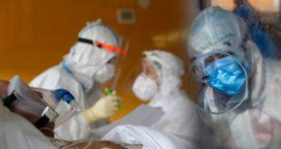 Καλπάζει η πανδημία: Στα ύψη οι θάνατοι κι οι διασωληνωμένοι!