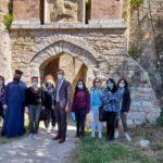 Αυτοψία στα έργα (του ΕΣΠΑ) των Μνημείων της Λευκάδας