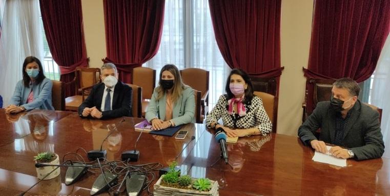Συνάντηση Περιφερειάρχη με Υφυπουργό Τουρισμού