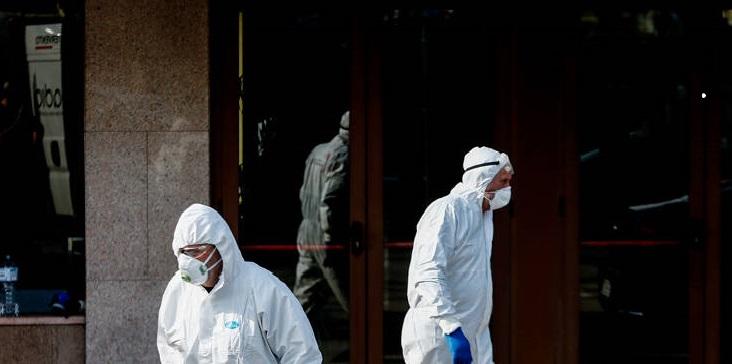 Η πανδημία σήμερα