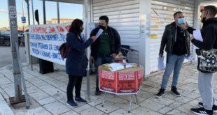 Πανελλαδική κινητοποίηση εργαζομένων σε τουρισμό επισιτισμό