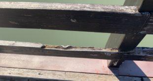 """Η ξύλινη Γέφυρα φωνάζει """"βοήθεια""""!"""