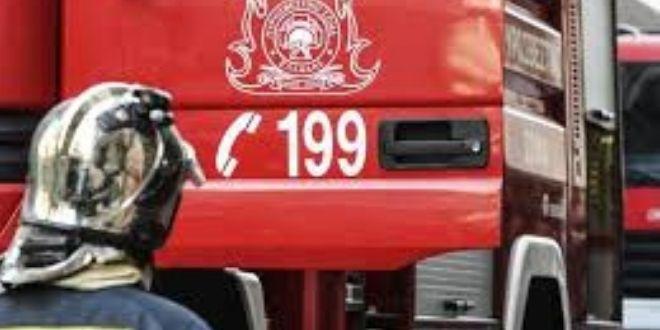 Πυρκαγιά σε σπίτι στα Βουρνικά