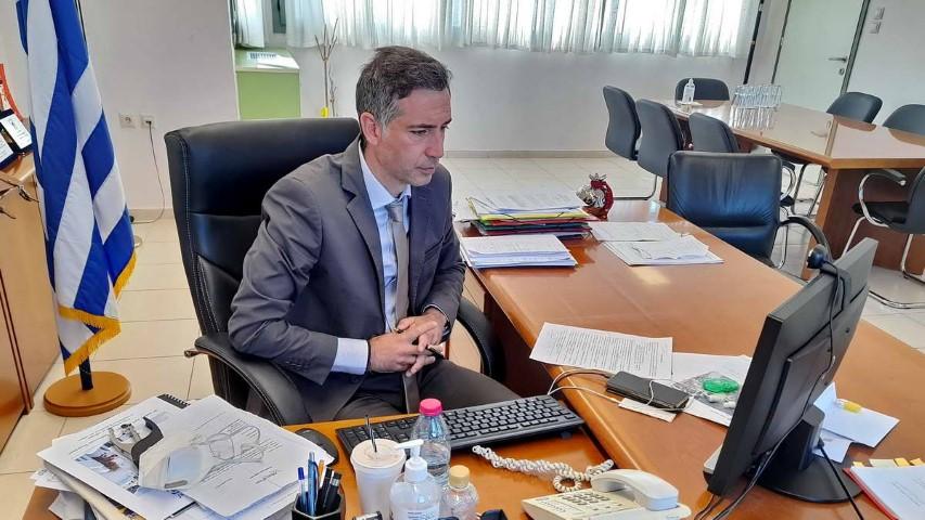 Σε ετοιμότητα η ΠΕ Λευκάδας για την αντιπυρική περίοδο 2021