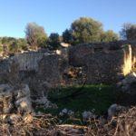 Π παλιός πέτρινος οικισμός της Ιράς