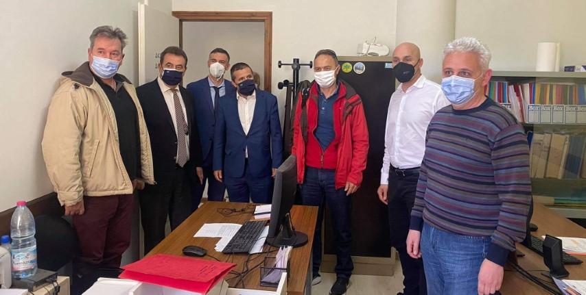 Βουλευτής: Επιτυχημένη η επίσκεψη του υφυπουργού στη Λευκάδα