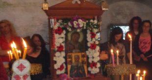 Η Γιορτή της Αγίας Μαύρας στο Κάστρο
