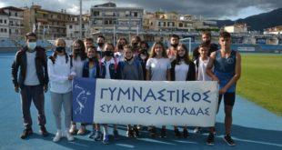 Έκλεισαν θέσεις στο Πανελλήνιο Πρωτάθλημα οι Κ16 του Γυμναστικού