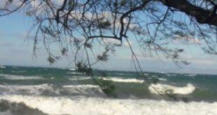Έρχονται πολύ ισχυροί άνεμοι στο Ιόνιο