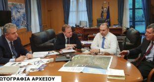 Βουλευτής: Την υποθαλάσσια ζεύξη προκρίνει και η Γ.Δ. του ΥΥΠΟ
