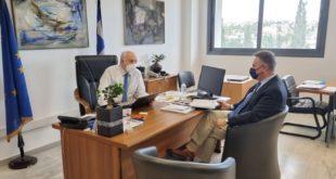 Δύο συναντήσεις του βουλευτή Θ. Καββαδά για την παιδεία