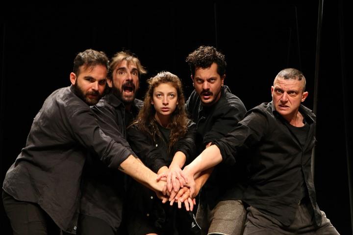 """""""Ελευθερία, ο ύμνος των Ελλήνων"""" από το Θέατρο Πάτρας"""