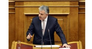 Ομιλία του Βουλευτή για το Νομοσχέδιο του Υπ. Οικονομικών