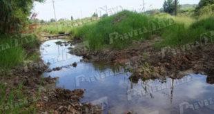 """Μας """"κράζουν"""" οι Πρεβεζάνοι για τον αγωγό & την απώλεια νερού"""