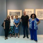 Η έκθεση ζωγραφικής χαρακτικής της Ρένας Ανούση Ηλία