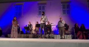 Η μουσικοχορευτική παράσταση του Ορφέα στο Κηποθέατρο