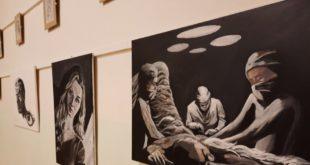 Συνεχίζεται η έκθεση του Πέτρου Βρακατσέλη στο Νιοχώρι