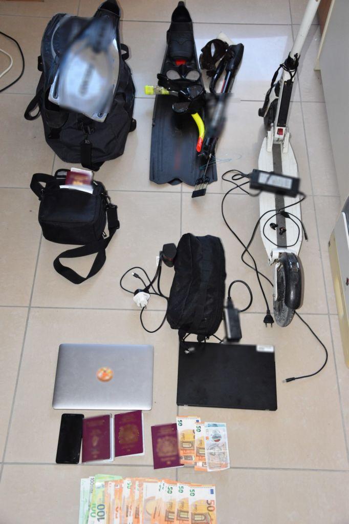 Συνελήφθησαν δυο στην Κεφαλλονιά για κλοπές (και στη Λευκάδα)