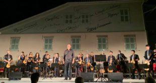 Μουσική πανδαισία από τον Ορφέα στο Κηποθέατρο