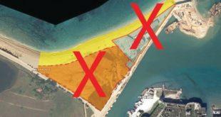 Κάλεσμα ευθύνης για την διάσωση της περιοχής του Κάστρου