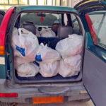 Α. Κτενάς: Στήριξη σε 137 οικογένειες με τρόφιμα και υλικά του ΤΕΒΑ