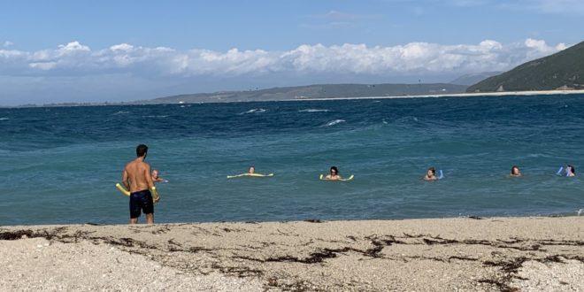 Φωτο της ημέρας: Πριν χοντρύνουν τα κύματα…