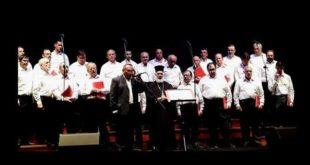 Συναυλία Βυζαντινής μουσικής στο Κηποθέατρο
