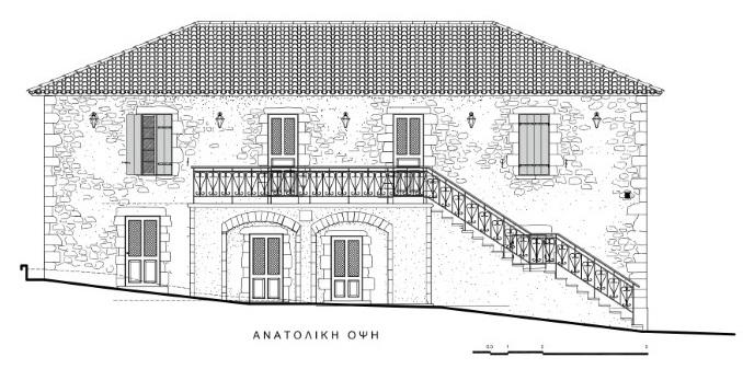 Δημοπράτηση αποκατάστασης κτιρίου του Απόλλωνα Καρυάς