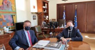 Βουλευτής Θ. Καββαδάς: Νέες χρηματοδοτήσεις από το ΥΠΕΣ