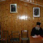 Ο π. Πανογιώργος στο Αρχονταρίκι, μας γράφει αναλυτικά το πρόγραμμα των υπολοίπων ακολουθιών. Τον ευχαριστούμε θερμά.
